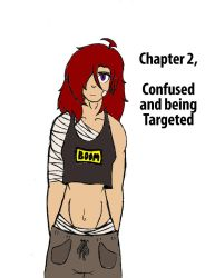 Scarlet TNT Chapter 2 Title by Swallow-of-Fire8091