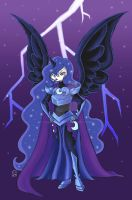 Nightmare Moon by Yunsildin