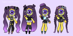 [outfit set] - Candii by hello-planet-chan
