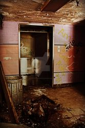 Traverse City State Hospital. by LooseCanonPhotos