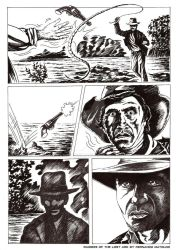 Raiders of The Lost Ark, in the jungle, Page 2 by Fermatfsm