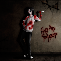 Jeff the Killer by ConnyNee