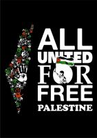 united for free palestine by ali13