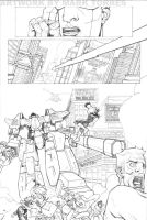 invincible page 1 sub by mytymark