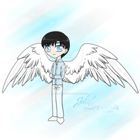John the Angel by nocturnefox