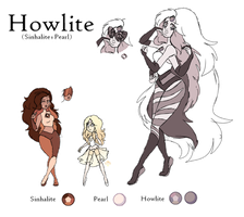 Howlite by Points-for-Fritty
