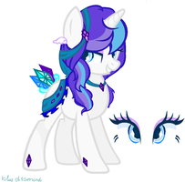 Oc belong to Windy Cloud by BlueCrystalDiamond