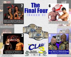 CLASH 3 Final 4 Updated by simplemanAT