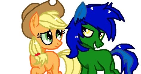 request from Sonicdud887 by rainbowshine1
