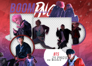 +BTS (Not Today)|Pack png 223|Boom Shakalaka Png's by WrappedInPolythene