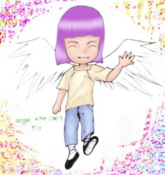 ...angel who can't fly by nejika