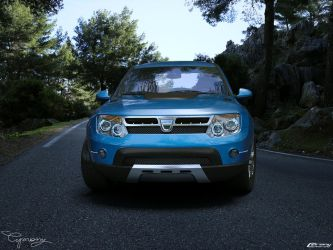 Dacia Duster Tuning 8 by cipriany