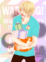 OP: Happy Birthday, Sanji by Alina-chan