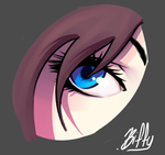 Eye Practice by VexyFate