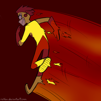 KID FLASH by relyon