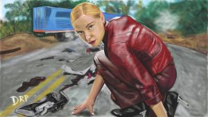Terminator 3 Rise Of The Machines T-X Kristanna by davidpustansky