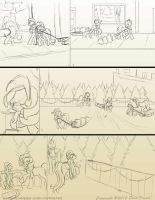 Chapter 11 page 9 sketch by FlyingPony