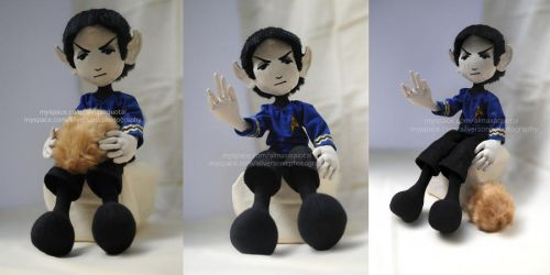 Mr Spock by Zachary-Quinto-Fans