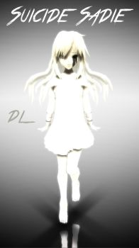 [MMD] CP OC - Suicide Sadie .::DL::. by Laxianne