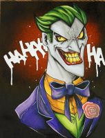The Joker by partyboy3543