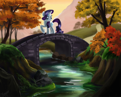 Autumn Walk by MarcyLin1023
