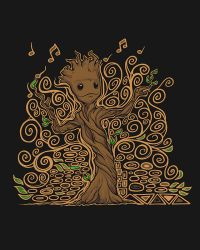Groot of Life by khallion