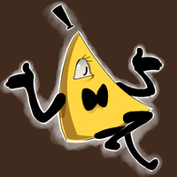 Bill Cipher by AnimeVSReality
