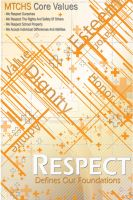 MTCHS Core Value Poster: Respect by dark-arceus
