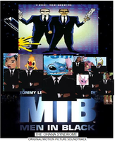Men In Black The Ohana Syndrome (2017) Soundtrack by lflan80521