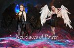 Necklaces of Power by Corruptionwriter by ZituKX