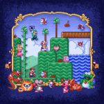 Mario Super Bros, Too by likelikes