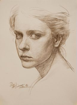 Portrait of Girl of Girl by william690c