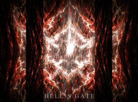 Hell's gate by rosmar71