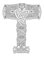 Mjolnir by Geosammy