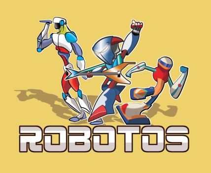 2robots by troval
