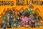 HAPPY HALLOWEEN! Movie Month Retrospective by BLARGEN69