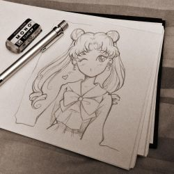 Usagi~chan by lolaart