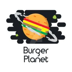 Burger Planet by PluivantLaChance