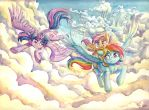 A Good Day For Flying by The-Wizard-of-Art