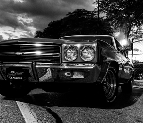Chevrolet Chevelle 350 by AaronMk