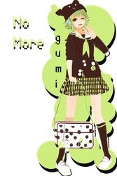 No More Gumi DL by xkyarii