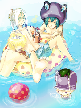 Happy Varia Summer 2010 by Senkoku