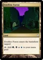 Everfree forest by rowcla