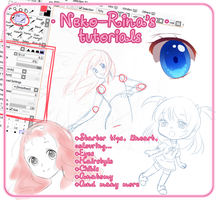 Neko-Rina's tutorials by Neko-Rina