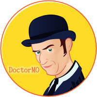 DoctorMO Commissioned Avatar by doctormo