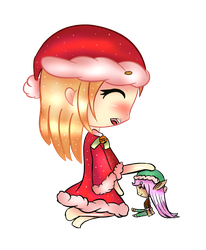 MERRY CHRISTMASS!!!! by LunaticEggbread