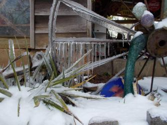 iced wheel by Prof-Mrs-TheDoctor