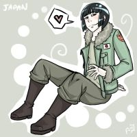 JAPAN by Feicoon