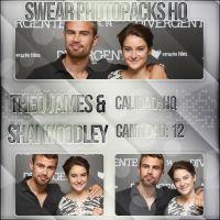 Photopack 9: Shailene Woodley and Theo James by SwearPhotopacksHQ