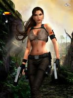 Lara Croft 53 by Orphen5